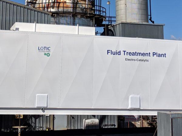 lotic-fluid-treatment-plant